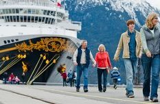 Disney Cruises in Alaska